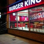Photo taken at Burger King by Mostafa I. on 2/27/2012