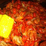 Photo taken at Shane's Seafood And Barbq by Billy W. on 4/11/2012