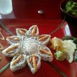 Photo taken at Bento Cafe by Justin N. on 7/7/2012