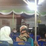 Photo taken at Pasar III Padang Bulan by Muhammad N. on 12/25/2011