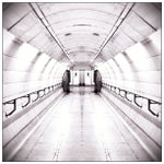 Photo taken at Waterloo London Underground Station by Fabien B. on 11/20/2011