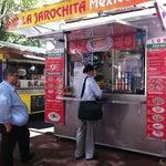 Photo taken at La Jarochita Mexican by Coni on 8/3/2011