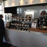 Photo taken at Aroma Espresso by Yoram W. on 3/26/2012