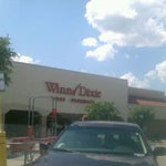 Photo taken at Winn-Dixie by Cindy G. on 5/5/2012