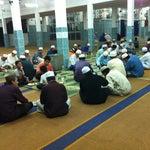 Photo taken at Masjid Al-Mukminun by Ashraf J. on 9/24/2011