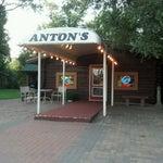 Photo taken at Anton's Restaurant by Scott R. on 8/1/2012