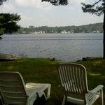 Photo taken at Beaver Lake by Melanie B. on 8/7/2011