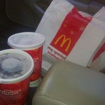 Photo taken at McDonald's by Kelly B. on 12/14/2011