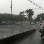 Photo taken at Calzada Ignacio Zaragoza by Ivonne H. on 6/24/2012