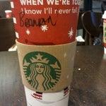 Photo taken at Starbucks by Brandon N. on 11/27/2011