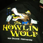 Photo taken at The Howlin' Wolf by Tim L. on 12/17/2011