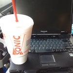 Photo taken at SONIC Drive In by Benjamin S. on 5/3/2012