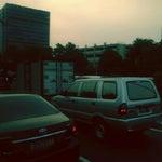 Photo taken at Jalan MT Haryono by Bayu D. on 8/31/2012