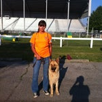 Photo taken at 4- H Fairgrounds by Tracie H. on 5/19/2012