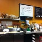 Photo taken at Tazza Mia by Sarah Yana A. on 2/16/2012