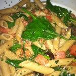 Photo taken at Gratzzi Italian Grille by Elizabeth D. on 4/15/2012