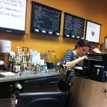 Photo taken at Tazza Mia by Sarah Yana A. on 2/15/2012