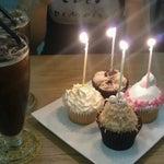 Photo taken at Goodovening Cupcake by Kevin Kiwon P. on 8/2/2012