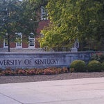 Photo taken at University of Kentucky by Steven P. on 8/11/2012