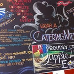 Photo taken at Boatyard Bagel Co. by Dax P. on 7/5/2012