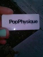 Pop Physique