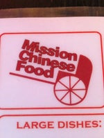 Mission Chinese Food