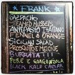Photo taken at Frank Restaurant by Josh R. on 7/24/2012