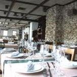 Photo taken at Restaurante Larruzz Bilbao by Nere on 3/8/2012