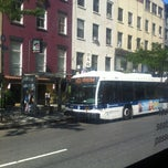 Photo taken at MTA Bus - M23 by Rae J. on 7/6/2012
