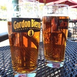 Photo taken at Gordon Biersch Brewery Restaurant by Andy C. on 4/8/2012