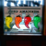 Photo taken at Willy's Mexicana Grill by chella k. on 2/26/2012