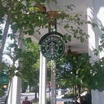Photo taken at Starbucks by Magnolia E. on 6/22/2012