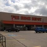 Photo taken at The Home Depot by Jennifer L. on 3/13/2012