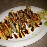 Photo taken at Happi Sushi by Norah C. on 7/9/2012