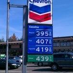 Photo taken at Chevron by Darla K. on 3/7/2012
