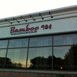 Photo taken at Bamboo Gourmet Restaurant by Mike Ambassador B. on 9/9/2012