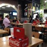 Photo taken at Bad Daddy's Burger Bar by Jennifer S. on 6/14/2012