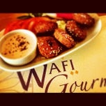 Photo taken at Wafi Gourmet وافي جورميه by Muneer A. on 2/29/2012
