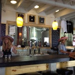 Photo taken at Upslope Brewing Company by Michael B. on 5/5/2012