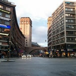 Photo taken at Hötorget by сплин on 8/24/2012