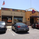Photo taken at Taco Bell by Buddy on 7/4/2012