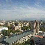 Photo taken at Sheraton Mendoza Hotel by Eduardo V. on 4/12/2012
