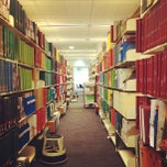 Photo taken at UTS Library by Diana Kim B. on 3/8/2012