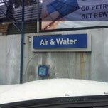 Photo taken at Petron Gas Station by Yaku B. on 7/3/2012