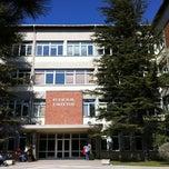 Photo taken at Anadolu Üniversitesi Eczacılık Fakültesi by Buket D. on 3/23/2012