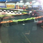 Photo taken at Interlagos karting by Marcia R. on 12/3/2011