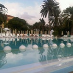 Photo taken at Maspalomas Oasis, RIU Gran Palace by Ivan A. on 10/2/2011