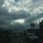 Photo taken at Simpang Empat Semabok by Jason T on 11/27/2011