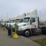 Photo taken at Meijer Distribution Center by Snap S. on 11/24/2011