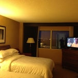 Photo taken at Hilton Meadowlands by Bill B. on 5/15/2012
